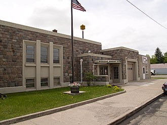 Steele, North Dakota - Steele Community Center in Steele