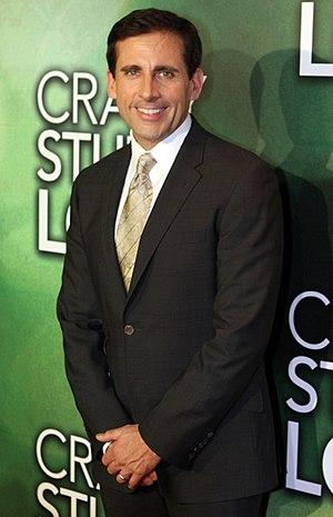 Schauspieler Steve Carell