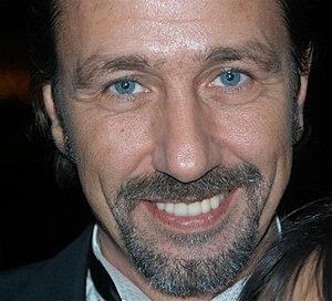 Steve Holmes (actor) - Steve Holmes in 2005
