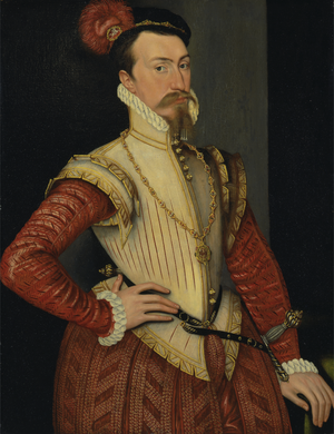 The Masque at Kenilworth - Robert Dudley, Earl of Leicester
