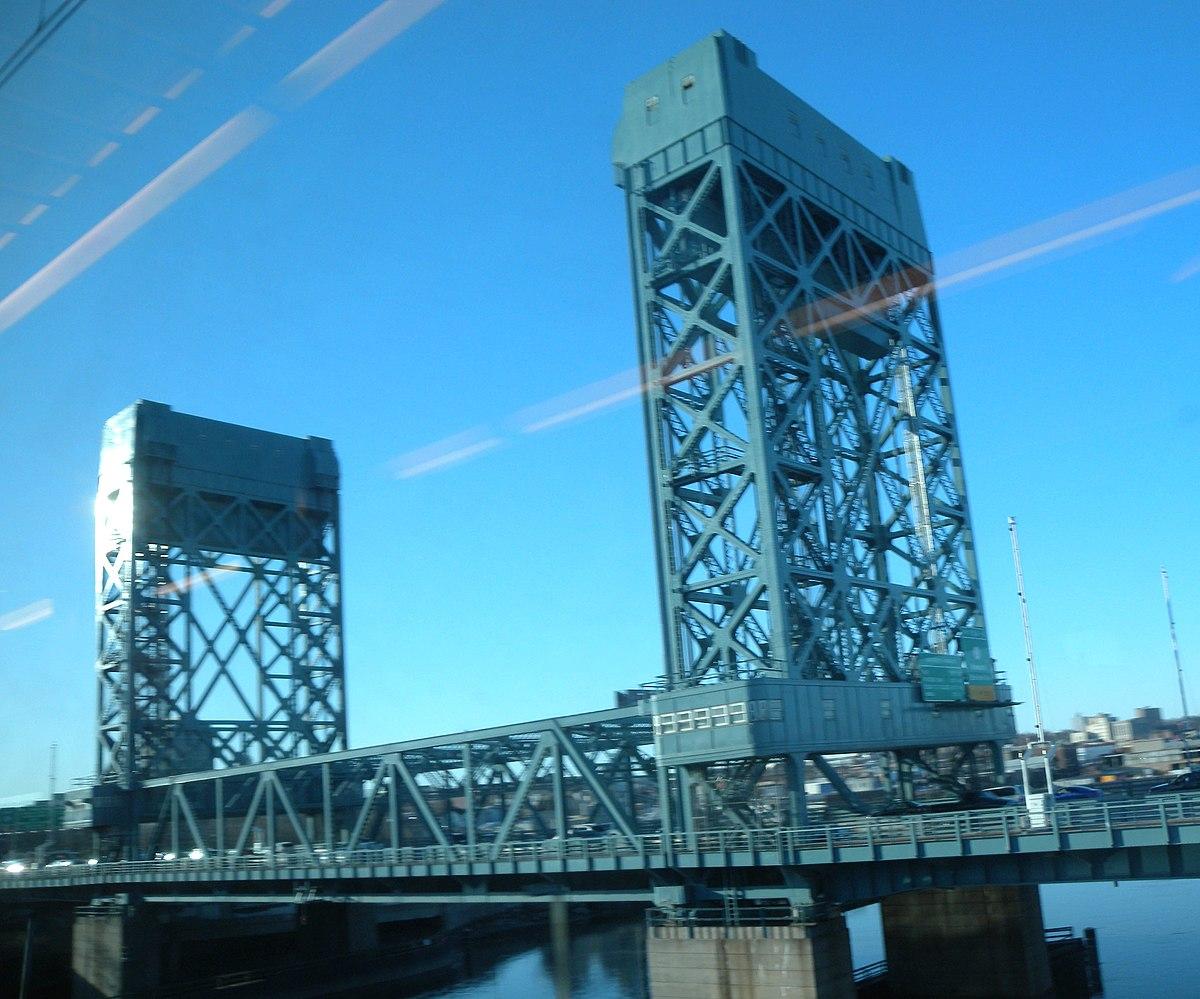 william a  stickel memorial bridge