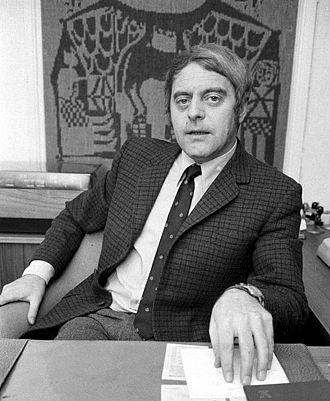 Stig Anderson - Anderson in 1968