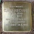 Stolperstein Bundesratufer 4 (Moabi) Clara Borchardt.jpg