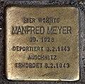 Stolperstein Gipsstr 23a (Mitte) Manfred Meyer.jpg