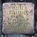 Stolperstein Karl-Marx-Allee 38 (Mitte) Helene Neuberger.jpg