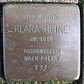 Stolperstein Klara Heine in Beckum.nnw.jpg
