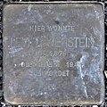 Stolperstein Levi Löwenstein (Kasernenstraße 12 Butzbach).jpg