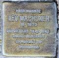 Stolperstein Paulsborner Str 92 (Wilmd) Leo Wachsner.jpg