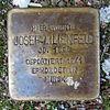 Stolperstein für Josef Lilienfeld