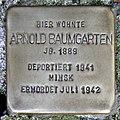 Stolperstein Verden - Arnold Baumgarten (1889).jpg