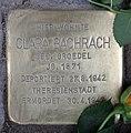 Stolperstein Westfälische Str 62 (Halsee) Clara Bachrach.jpg