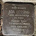 Stolperstein für Ada Lessing in Hannover.jpg