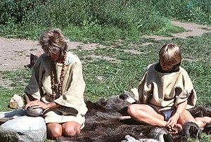 Stone age projekt in Sweden 5