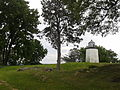 Stony Point Lighthouse at Stony Point Battlefield State Park Stony Point New York Taken from site of British fort.jpg