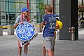 Stop Brett Kavanaugh Rally Downtown Chicago Illinois 8-26-18 3514 (30446022308).jpg