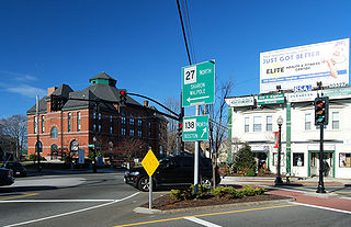 Stoughton, Massachusetts Town in Massachusetts, United States