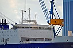Stralsund, Volkswerft, IMO 9609952 Ark Germania, Brücke (2013-07-30) 1, by Klugschnacker in Wikipedia.JPG