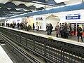 Strasbourg - Saint-Denis line 4 Métro Station 01.jpg
