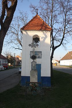 Sudoměřice - zvonice.JPG