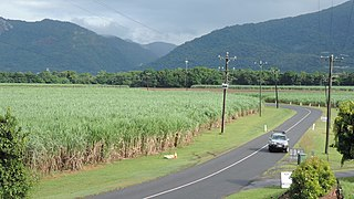 Barron, Queensland Suburb of Cairns, Queensland, Australia