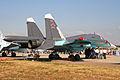Suhkoi Su-34 Fullback 05 red (8582630763).jpg