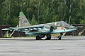 Sukhoi Su-25SM Frogfoot RF-91971 12 red (8505403152).jpg