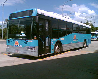 Sunshine Coast Region - Sunbus services all the major centres on the Sunshine Coast