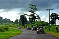 Sunday traffic, Efate, Vanuatu, 4 June 2006 - Flickr - PhillipC.jpg