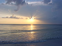 Sunset on North Beach at Fort De Soto Park.jpg