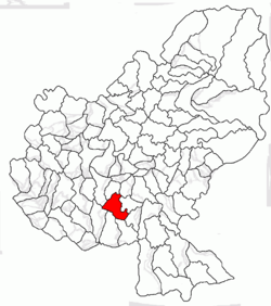 Location of Suplac