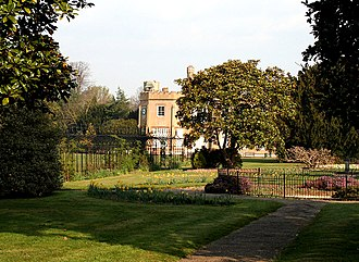 Nonsuch Park - Nonsuch Mansion