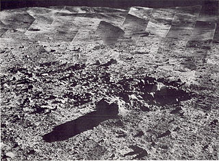 Lunar surface imaged by Surveyor 7, NASA photo mosaicfrom https://commons.wikimedia.org/wiki/File:Surveyor_7_Fig_7-41e2.jpg 320px-Surveyor_7_Fig_7-41e2.jpg