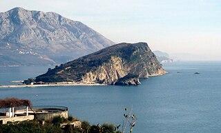 Sveti Nikola Island island in Montenegro