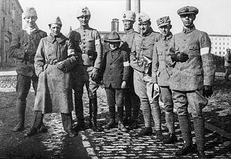 Battle of Tampere - Swedish volunteers
