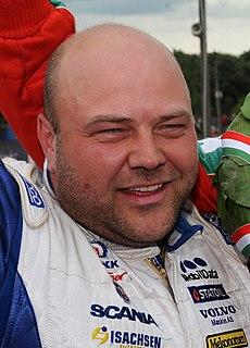 Sverre Isachsen Norwegian rallycross driver (born 1970)