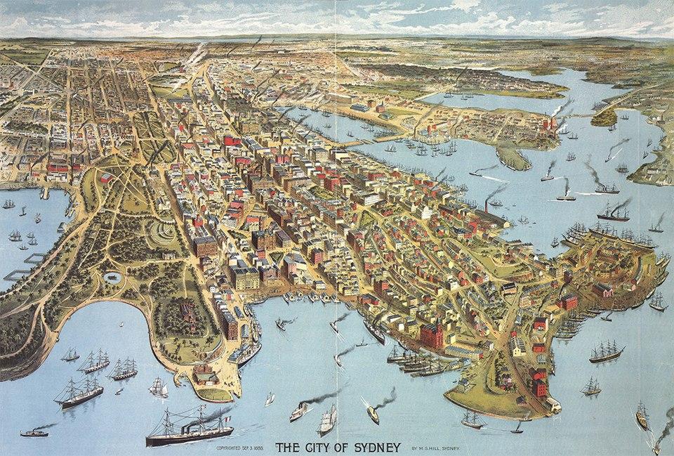 Sydney 1888
