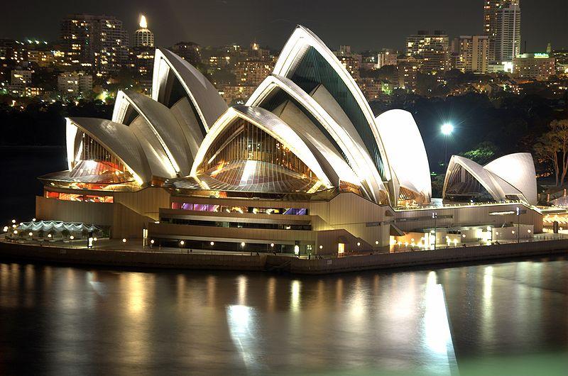 see: Sydney Opera House