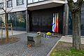 Szmul Zygielbojm Monument in Warsaw 05.JPG