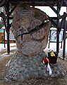 Szymbark pomnik pamięci Gryfa Pomorskiego 31.12.09 p.jpg