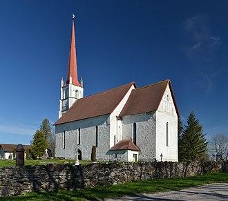 Türi - Türi Church