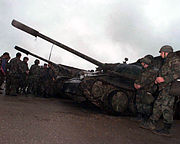 T-55 ARBIH