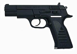 Tanfoglio Force Semi-automatic pistol