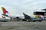 TAP Airbus A330-200 CS-TOE at LHR (34037182092).jpg