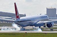 TC-JJZ - B77W - Turkish Airlines