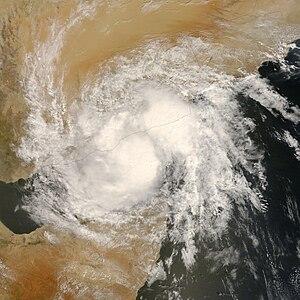 2008 Yemen cyclone - Image: TC03A2008