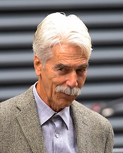 Sam Elliott 2018.