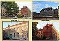 TOURNAI (Doornik) —Façades et toitures de la partie droite de l'ancien Séminaire de Choiseul.jpg