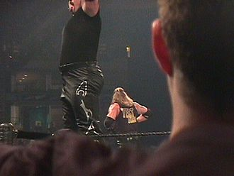 T & A (professional wrestling) - Image: T & A Test and Albert King of the Ring 2000