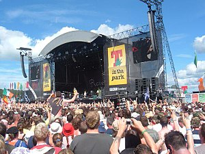 T in the Park - 2005 Festival