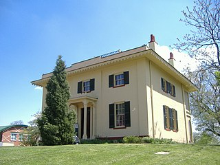 William Howard Taft National Historic Site United States historic place